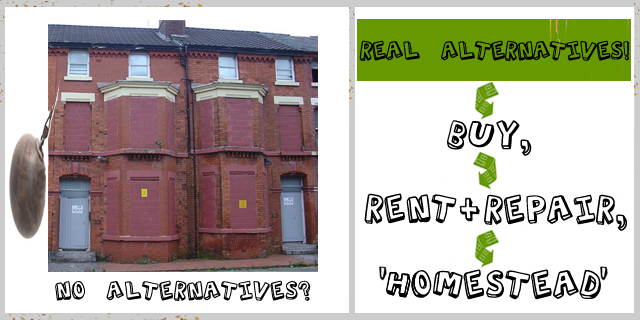 Welsh Streets Alternatives to Demolition header